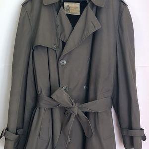 London Fog Men's Classic Trench Coat